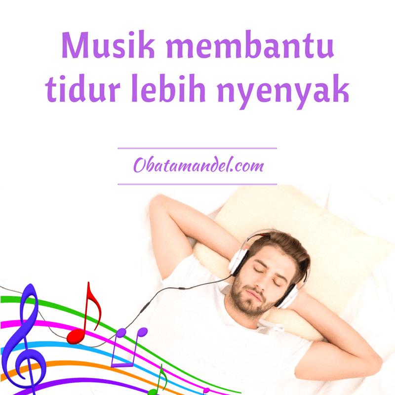 musik membantu