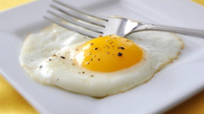 mengenal lemak baik untuk anak, telur, lemak baik dan lemak jahat, mengobati amandel, obat radang amandel