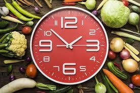 makan diwaktu terbaik, sayur dan buah, obat amandel, radang amandel