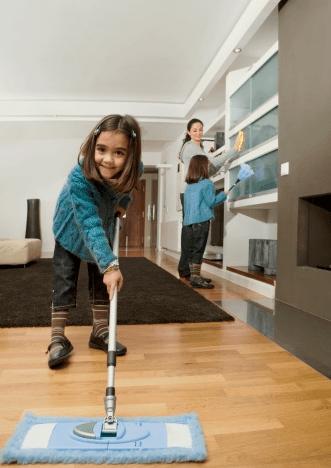 trik agar anak mau bantu pekerjaan rumah, obat amandel, radang amandel