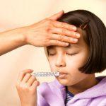 Inilah cara mengatasi demam pada anak