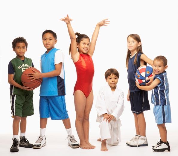 Inilah jenis olahraga yang tepat sesuai usia anak