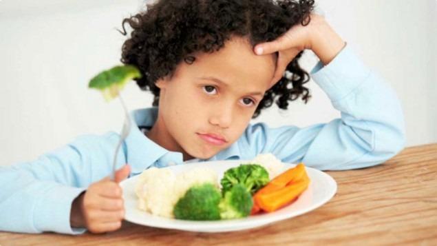 Sikecil tidak suka makan sayur? Beginilah tips agar anak suka sayur