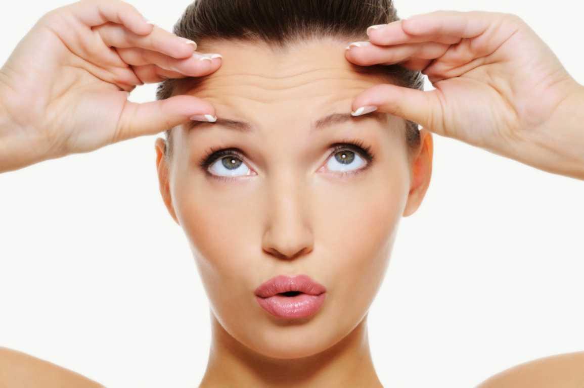 Yuk lakukan ini untuk mencegah kerutan wajah!