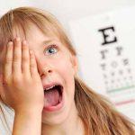 Jika anak Anda seperti ini, berarti dia memiliki gangguan mata