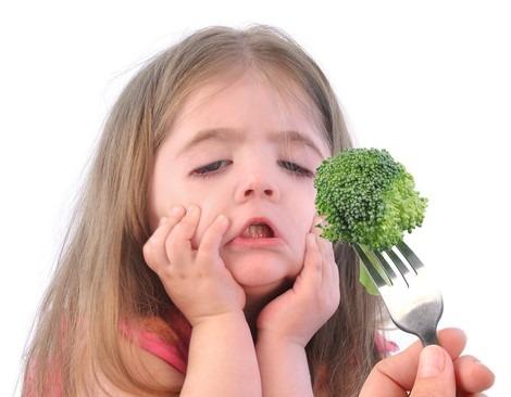 Anak Anda kurang makan sayur. Inilah bahayanya