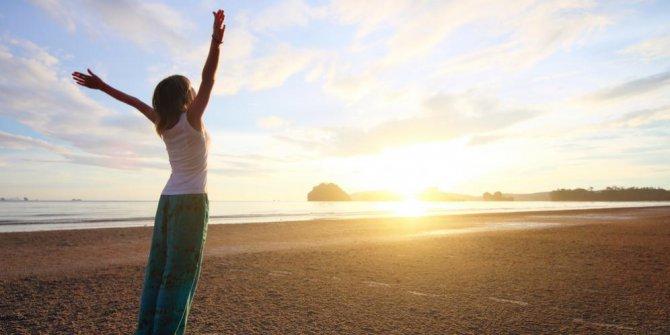 Inilah 11 manfaat sinar matahari. Beruntunglah yang tinggal di daerah tropis