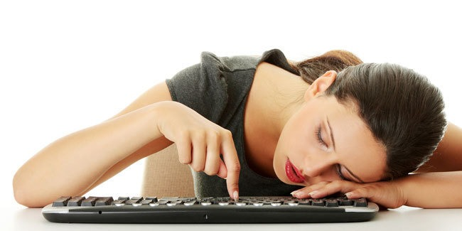 Pekerjaan super sibuk bisa membuat racun bagi tubuh!