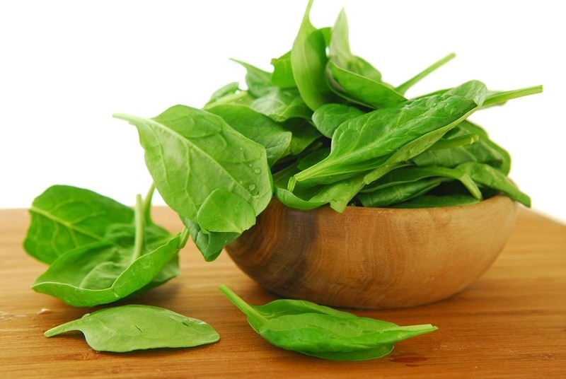 Ingin memiliki hati yang lebih sehat? Yuk konsumsi sayur bayam