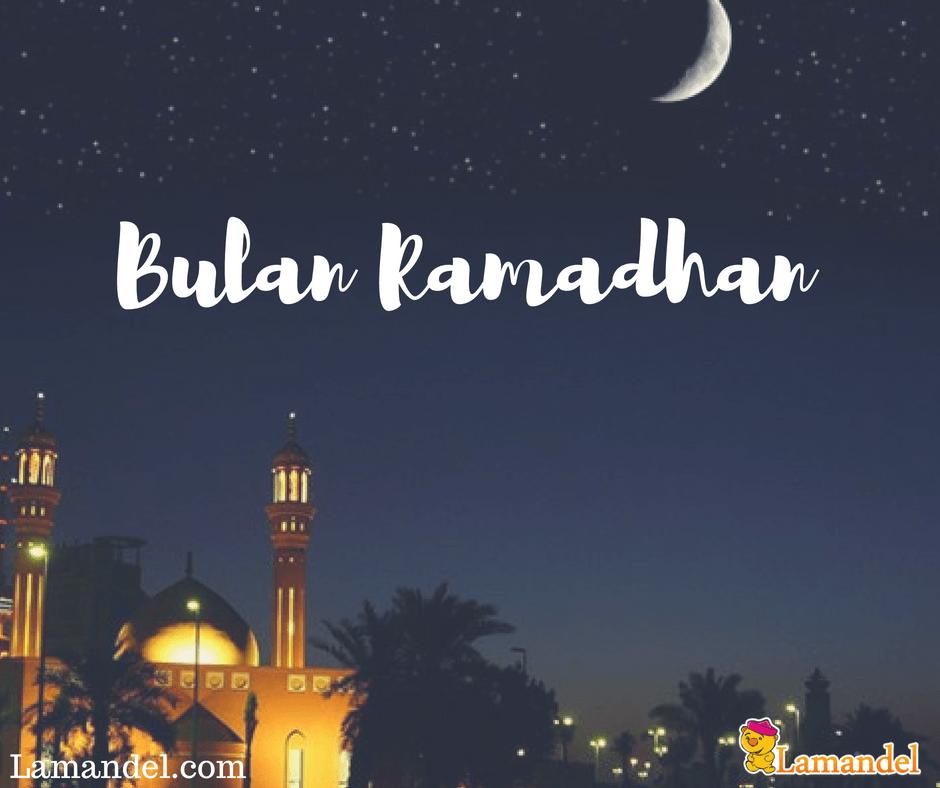 Bulan Ramadhan, Bulan Sabar